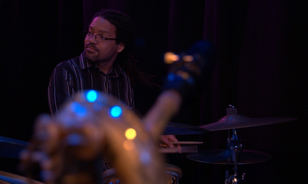 Resonance Jazz at Rhythmix - Greg German Drums