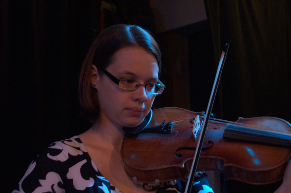 Resonance Jazz at Rhythmix - Michelle Mastin Viola