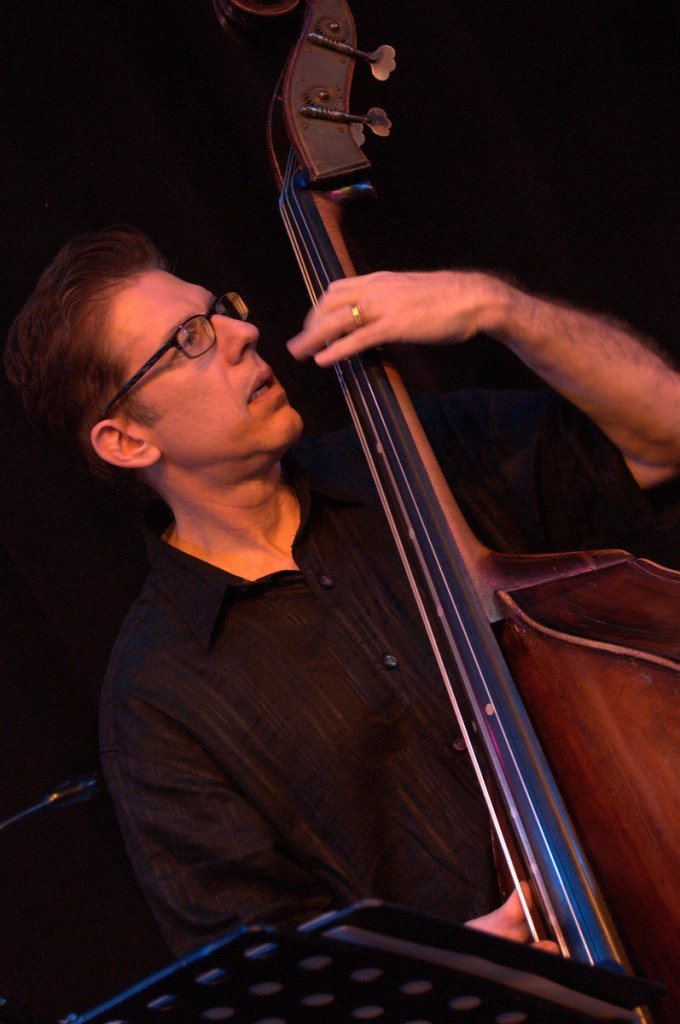 Resonance Jazz at Rhythmix - Ted Burik Bass
