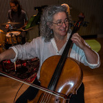 Cellist Nancy Bien